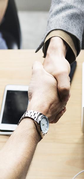 良好的海关等单位机构合作信誉和客户的